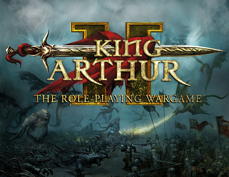 King Arthur II: The Role Playing Wargame (PC) Paradox Interactive