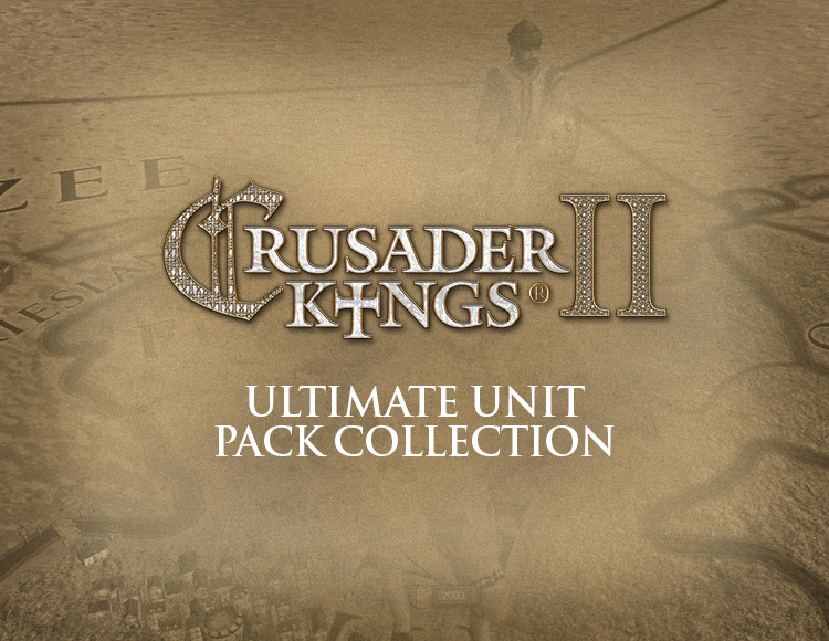 Crusader Kings II: Ultimate Unit Pack Collection (PC) фото