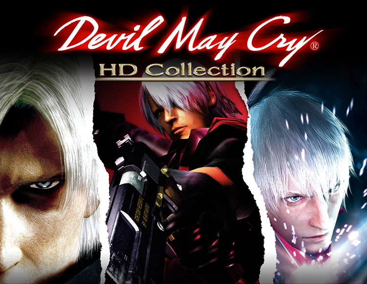 Devil May Cry HD Collection (PC) фото