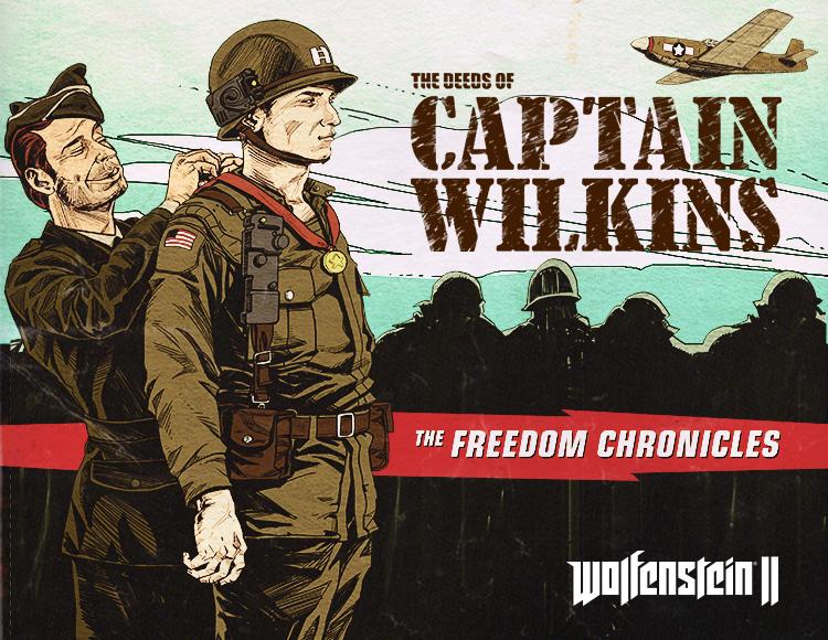 Wolfenstein II: The Deeds of Captain Wilkins (DLC 3) (PC) фото