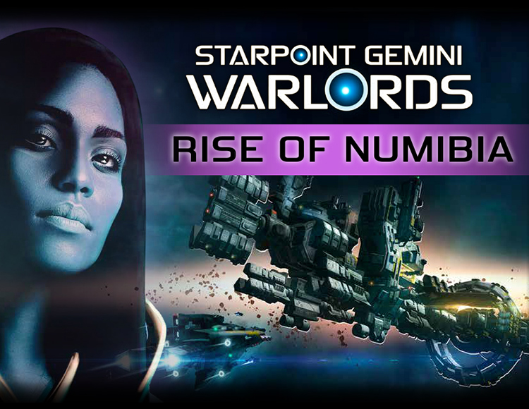 Starpoint Gemini Warlords: Rise of Numibia (PC) фото