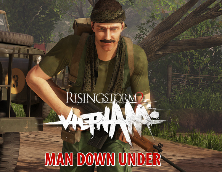 Rising Storm 2: Vietnam - Man Down Under (PC) фото