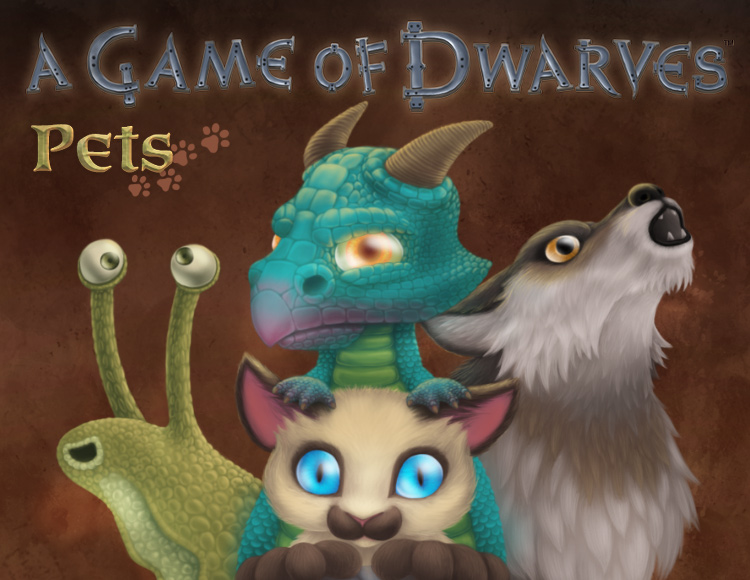 A Game of Dwarves: Pets (PC) Paradox Interactive