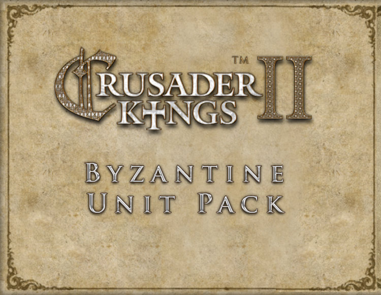 Crusader Kings II: Byzantine Unit Pack (PC) фото