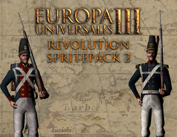 Europa Universalis III - Revolution II Sprite (PC) фото