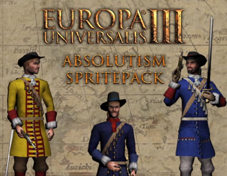 Europa Universalis III - Absolutism Sprite Pack (PC) фото