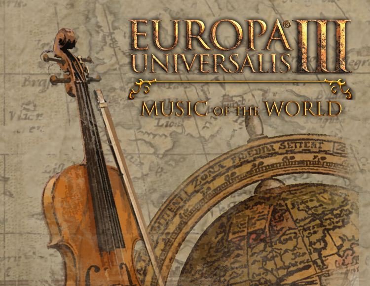 Europa Universalis III Music of the World (PC) фото