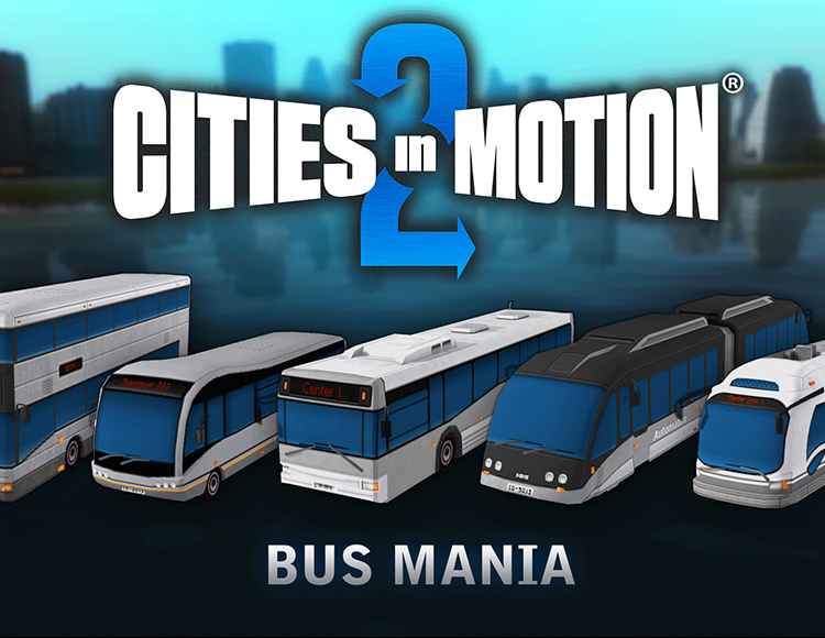 Cities in Motion 2: Bus Mania (PC) фото