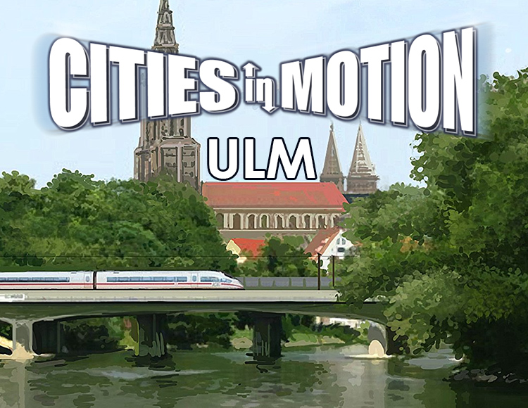 Cities in Motion: Ulm (PC) фото