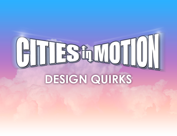 Cities in Motion: Design Quirks (PC) фото