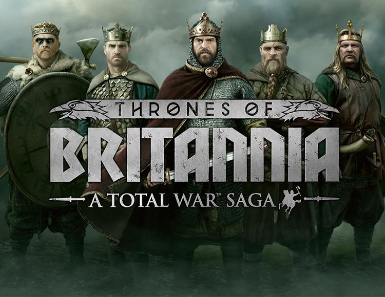 Total War Saga: Thrones of Britannia (PC) фото