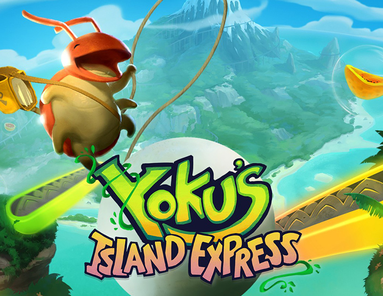 Yoku's Island Express (PC) фото
