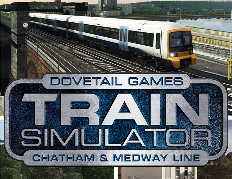 Train Simulator: Chatham Main & Medway Valley Lines Route Add-On (PC) фото