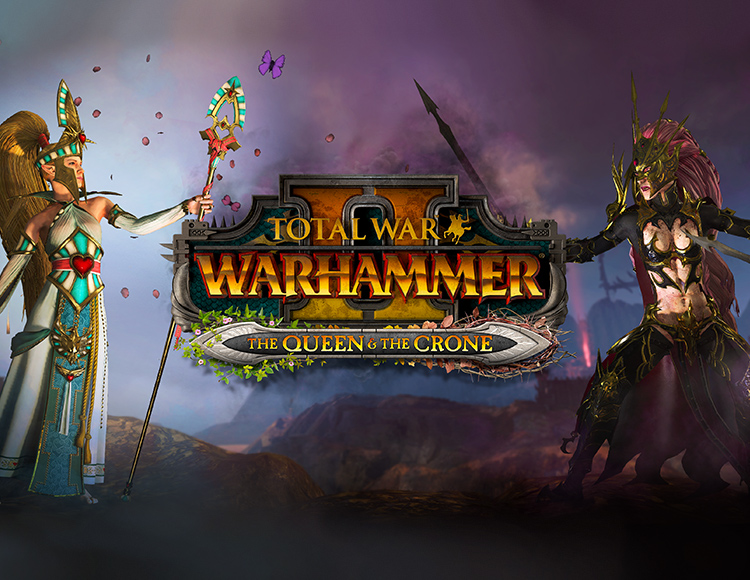 Total War: WARHAMMER II - The Queen & The Crone (PC) фото