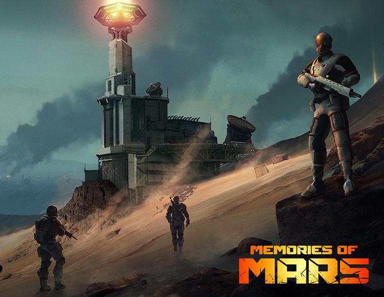 MEMORIES OF MARS (PC) фото