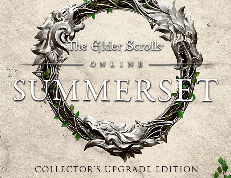 The Elder Scrolls Online: Summerset - Digital Collector's Upgrade Edition (Bethesda Launcher) (PC) фото
