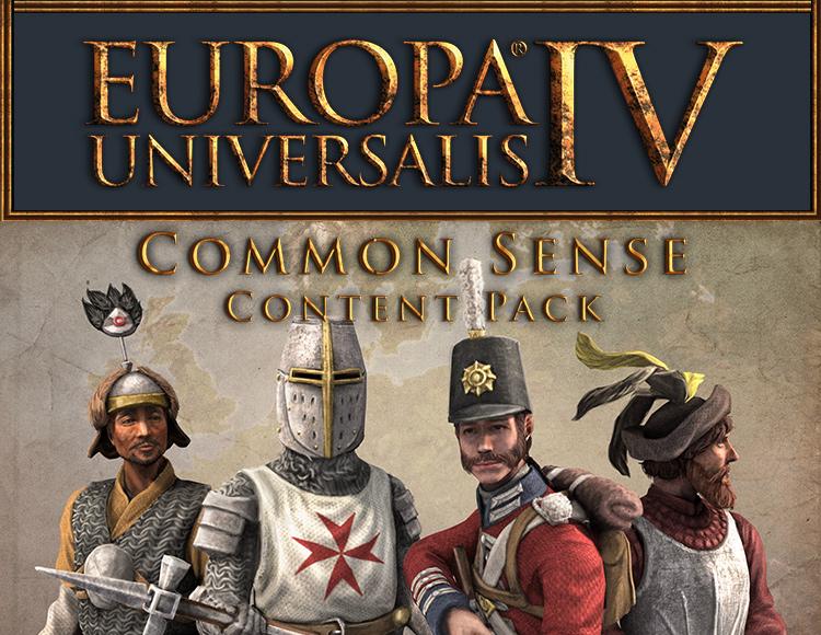 Europa Universalis IV: Common Sense Content Pack (PC) фото