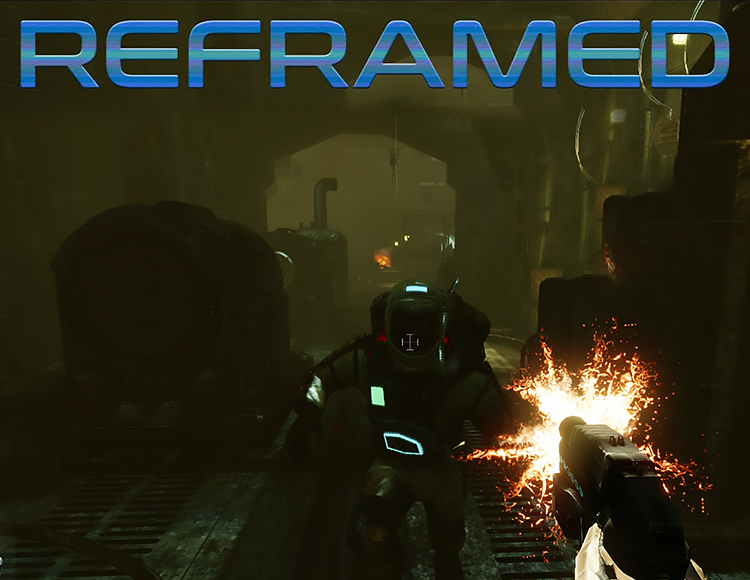 Reframed (PC) Kiss