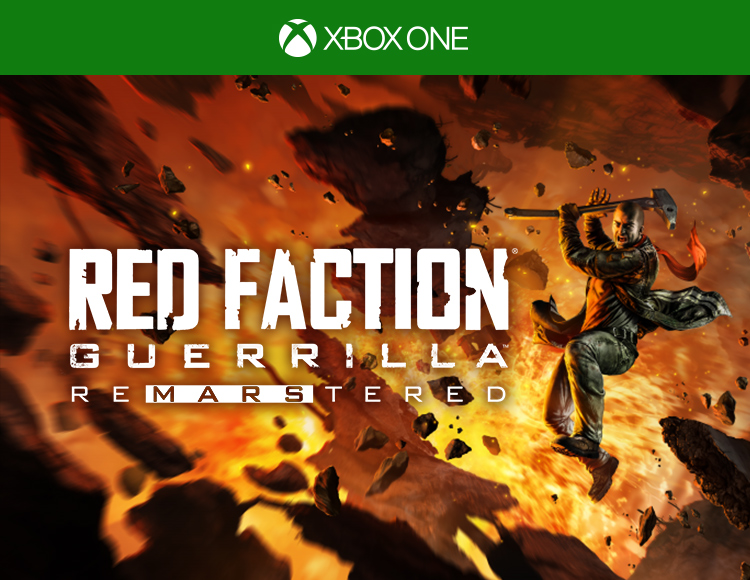 Red Faction Guerrilla ReMarstered (Xbox One) фото