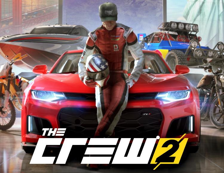 THE CREW 2 (PC) фото