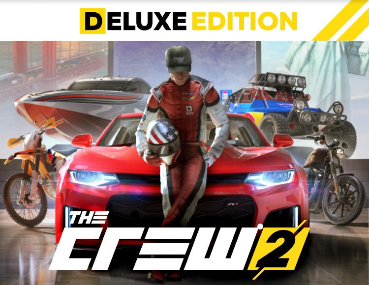 THE CREW 2 DELUXE EDITION (PC) фото