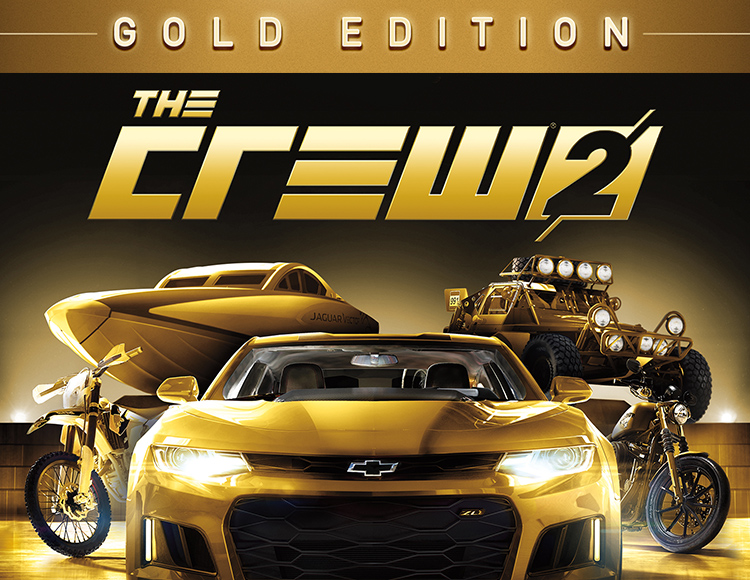 THE CREW 2 GOLD EDITION (PC) фото