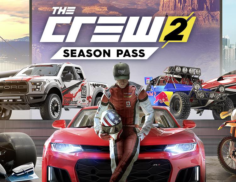 THE CREW 2 Season Pass (PC) фото