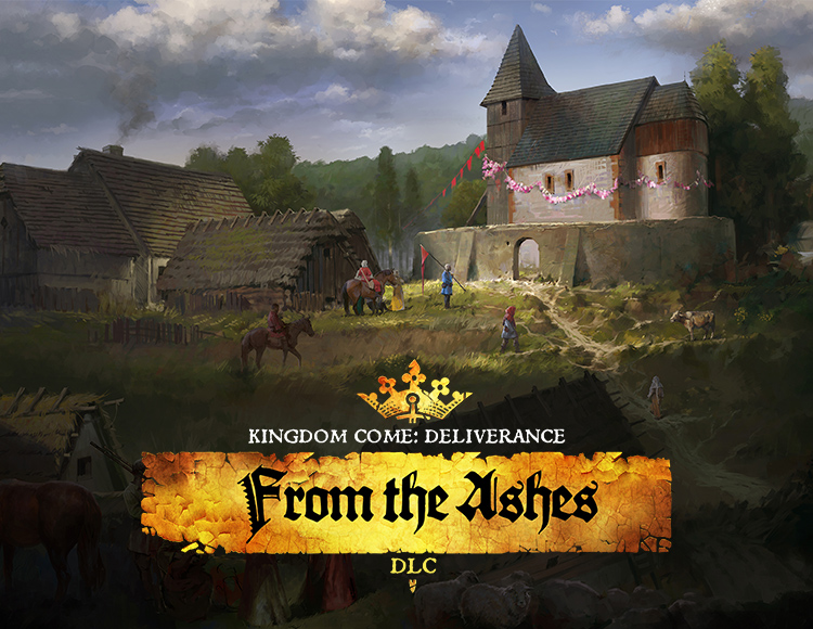 Kingdom Come: Deliverance – From the Ashes (PC) фото