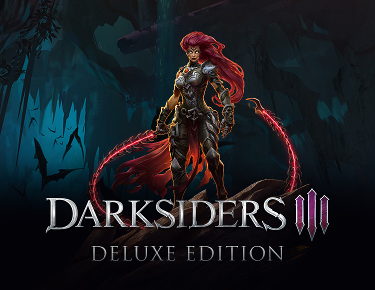 Darksiders III Deluxe Edition (PC) фото