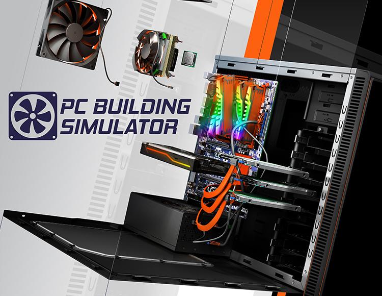 PC Building Simulator (PC) фото