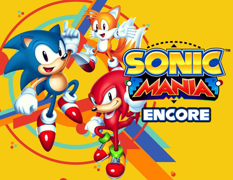 Sonic Mania - Encore DLC (PC) фото