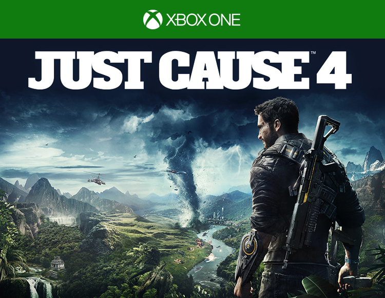 Just Cause 4 (Xbox One) фото