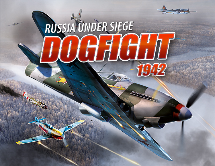 Dogfight 1942 Russia Under Siege (PC) фото
