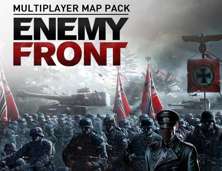 Enemy Front Multiplayer Map Pack (PC) фото