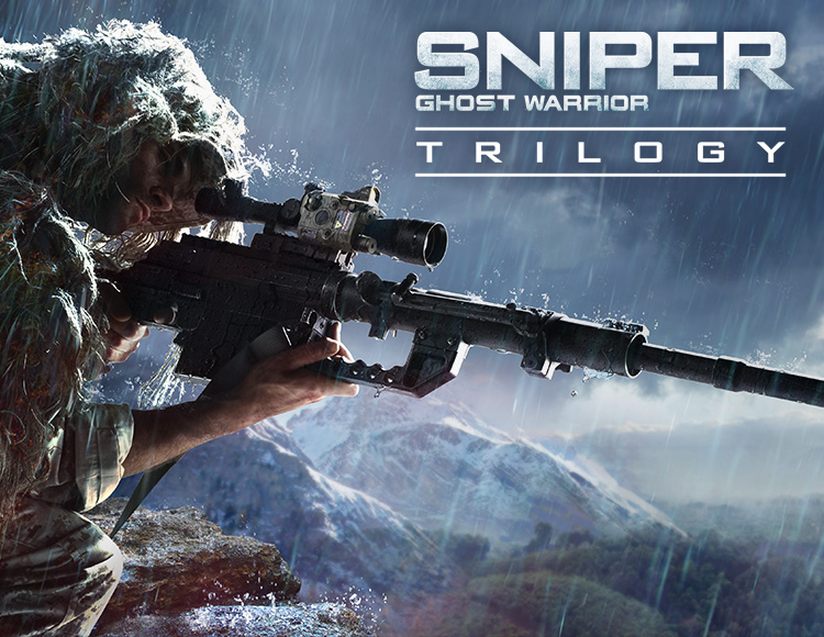 Sniper: Ghost Warrior Trilogy (PC) фото