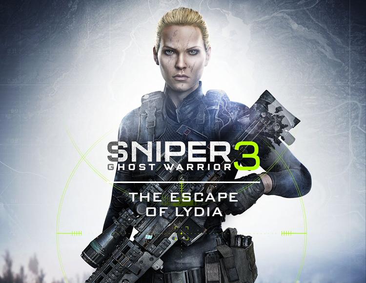 Sniper Ghost Warrior 3 - The Escape of Lydia (PC) фото