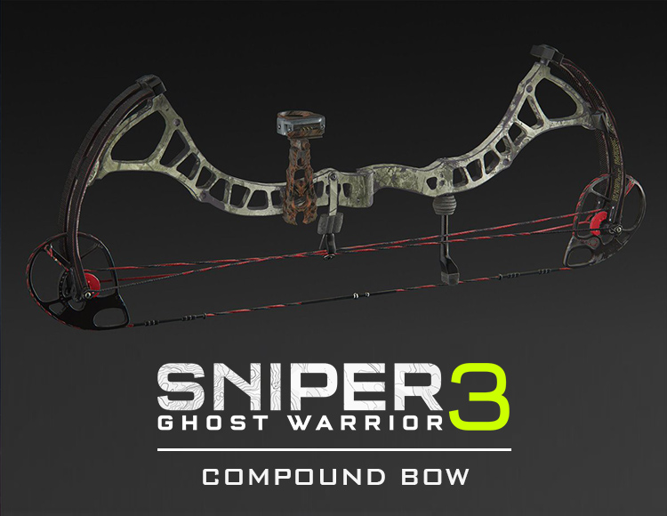Sniper Ghost Warrior 3 - Compound Bow (PC) фото