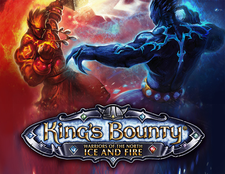King's Bounty: Warriors of the North: Ice and Fire (PC) фото
