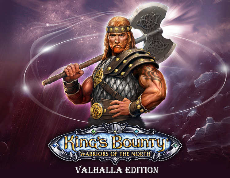 King's Bounty: Warriors of the North Valhala Edition (PC) фото