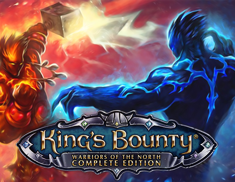 King's Bounty: Warriors of the North - The Complete Edition (PC) фото