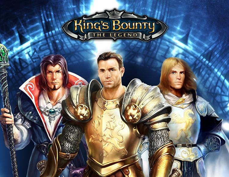 King's Bounty: The Legend (PC) фото