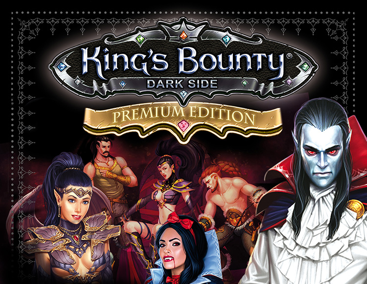 King's Bounty: Dark Side Premium Edition (PC) фото