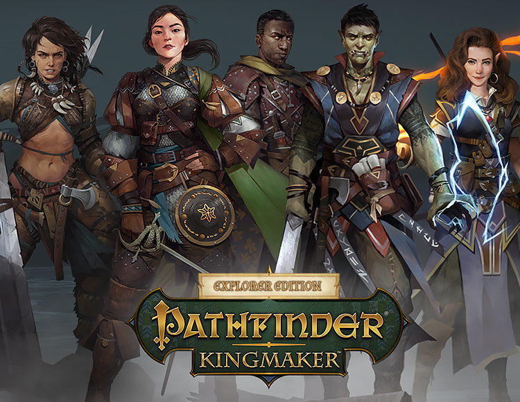 Pathfinder: Kingmaker Special Edition (PC) фото
