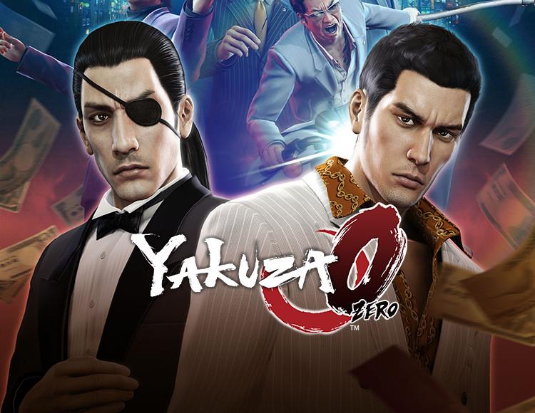 Yakuza Zero (PC) фото