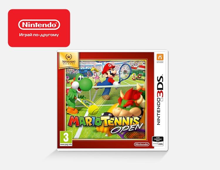 Mario Tennis Open (Nintendo 3DS) фото