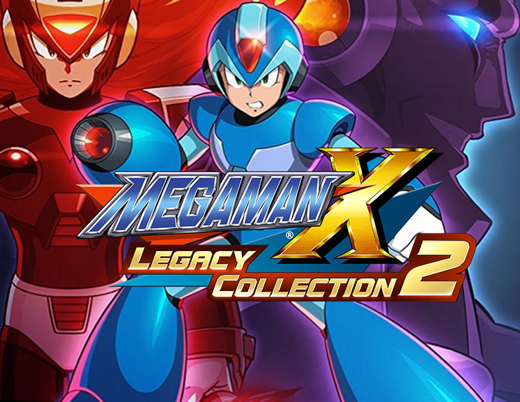 Mega Man™ X Legacy Collection 2 (PC) Capcom (JP)