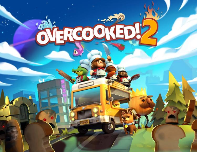 Overcooked! 2 (PC) фото