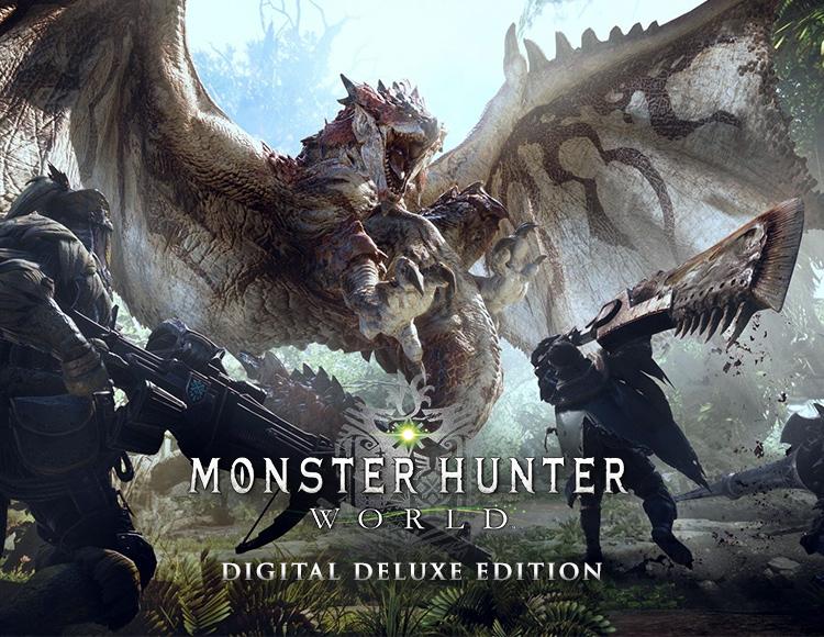 MONSTER HUNTER: WORLD Digital Deluxe (PC) фото