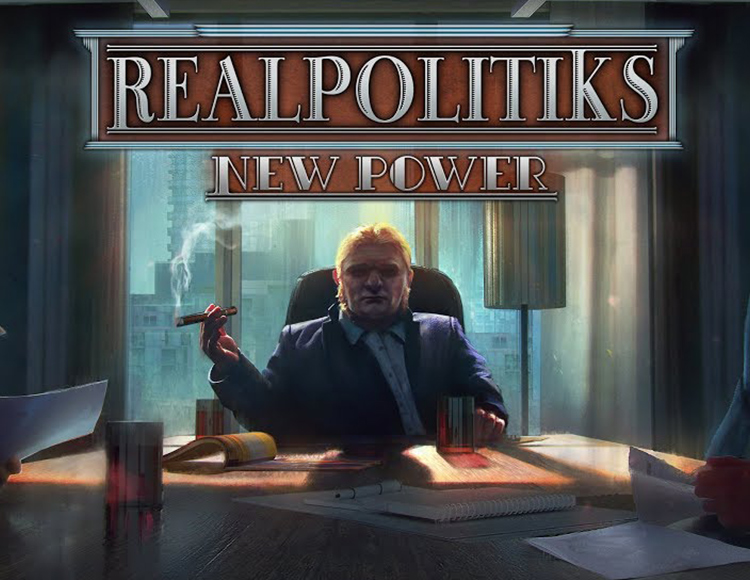 Realpolitiks: New Power DLC (PC) фото
