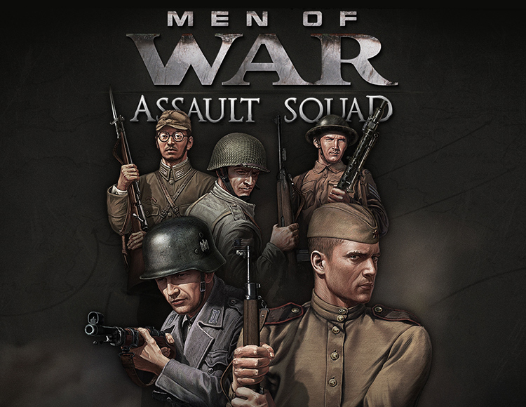 Men of War: Assault Squad (PC) фото